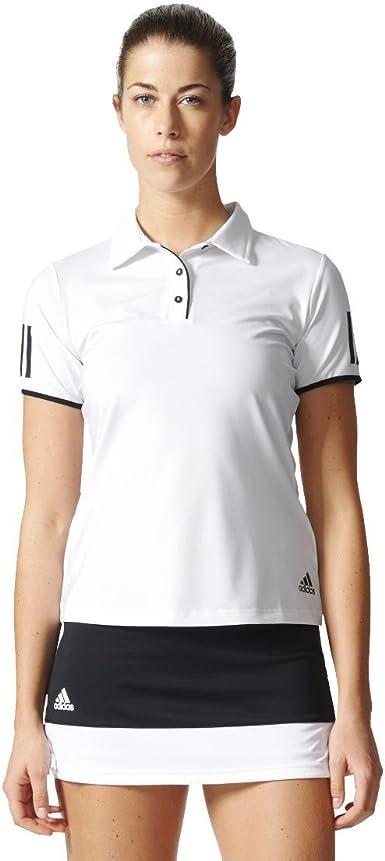 adidas Club Polo de Tenis, Mujer: Amazon.es: Ropa y accesorios