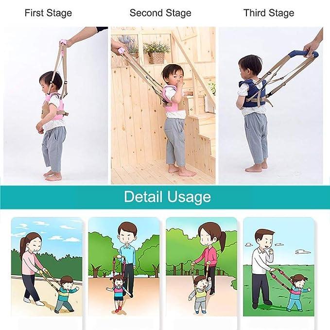 Amazon.com: Arnés para bebés y niños pequeños para caminar y ...
