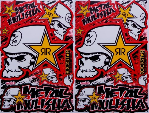 2-rockstar-energy-drink-metal-mulisha-yamaha-kawasaki-atv-helmet-motorcycle-motocross-decal-racing-s