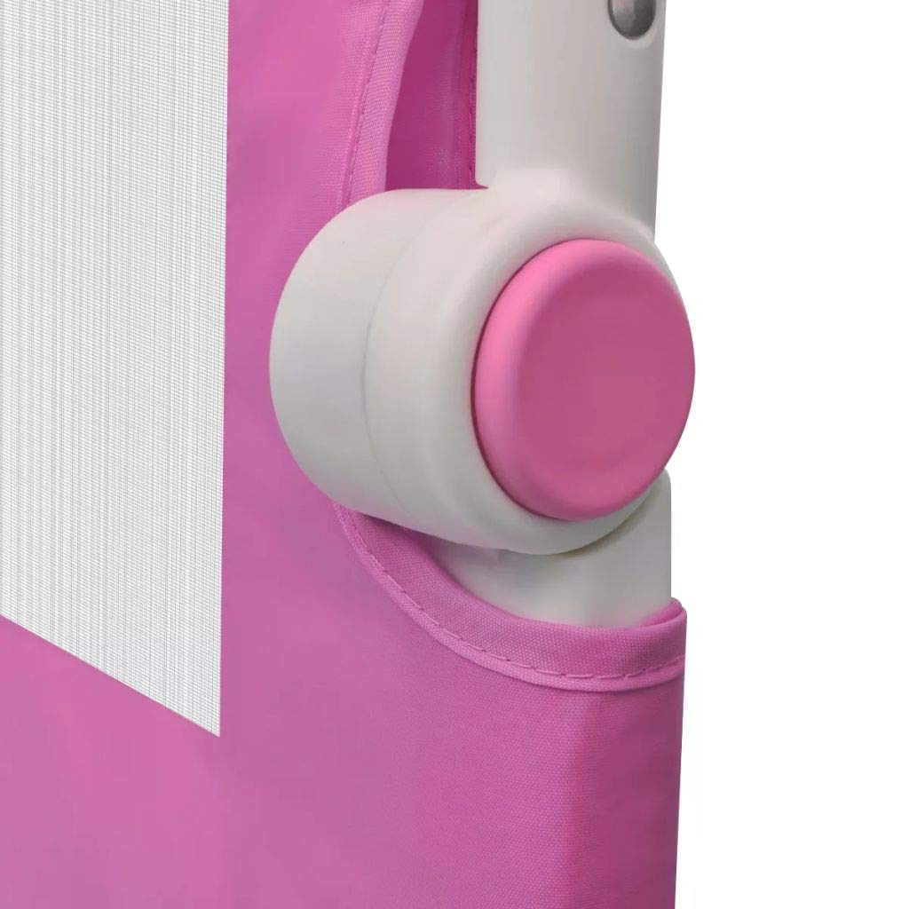 mewmewcat Barrera de Cama Barrera de Seguridad Infantil para la Cama Dimenciones150 x 42 cm