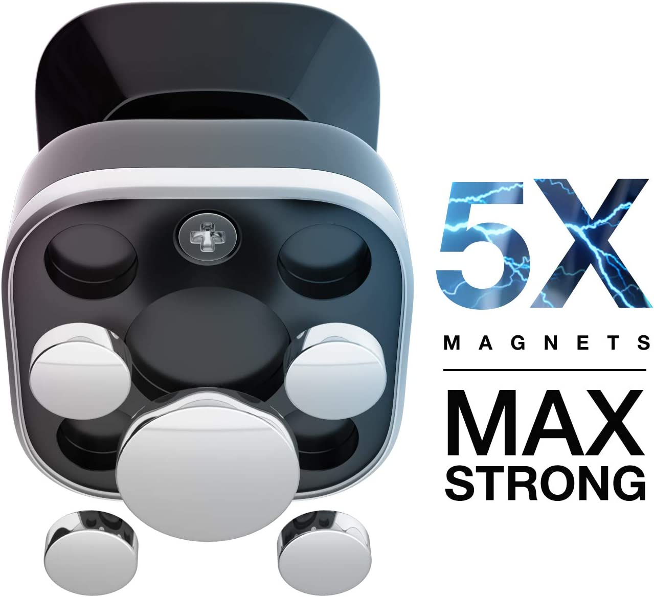Magnetic Phone car Mount Car Mount for Any Phone