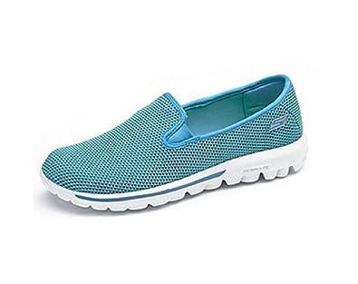 Skechers GOwalk Dazzle Memory Form Fit Slip On Trainer / Shoe (8 ...