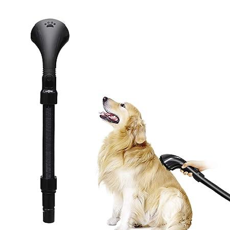 Aucma Cepillo para Mascotas inalámbrico Aspirador para Pelo de Gato y Perro Pelo retiro Brush(1 Pet Brush)