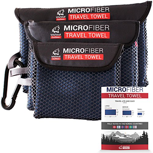 Microfiber Travel Wild Wolf Outfitters product image