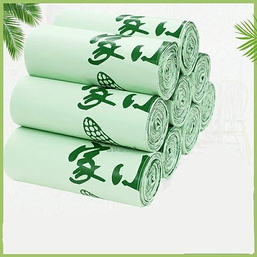 ZHAOYAN Bolsas de Basura biodegradables para el hogar y la Cocina ...