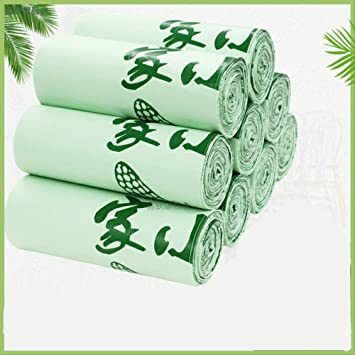 Bolsas De Residuos Ambientales Biodegradables Bolsas De Basura De ...