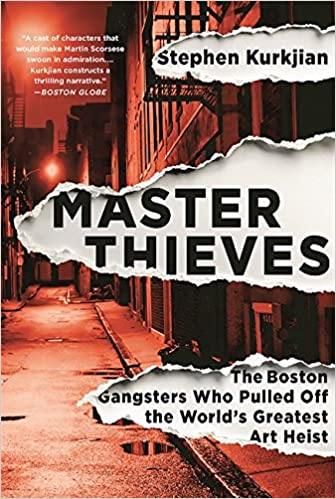 Image result for master thieves