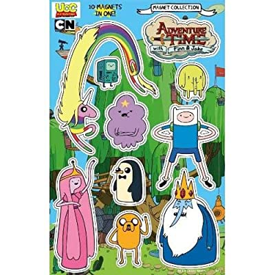 Adventure Time Magnet Collection: Toys & Games