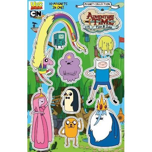 Adventure Time Magnet Collection ()