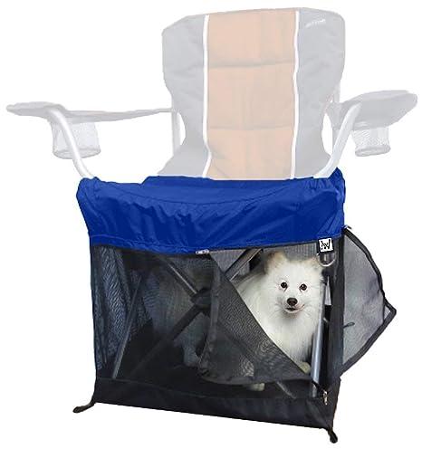Amazon.com: wrapsit Slipcover Soft-Sided Pet Crate plegable ...