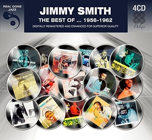 Jimmy Smith - Best Of Jimmy Smith 1956-1962 - Zortam Music