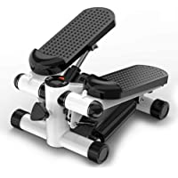 Fitness Exercise Stepper with LED Display and Elastic Rope, Household Three-in-One Aerobic Fitness Adjustable Resistance…
