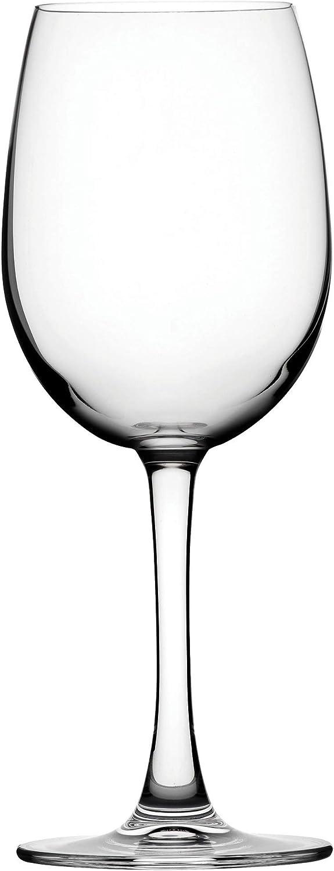 Set of 8 Wine Glasses Double Infinity Symbol