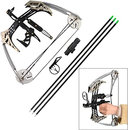COMPLETE YOUTH COMPOUND BOW KIT for Archery arrow starter
