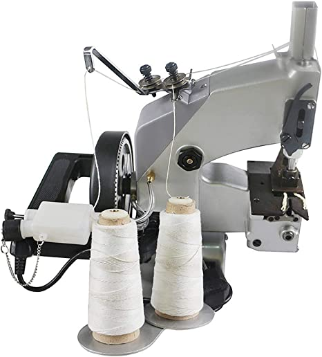 MXBAOHENG máquina de coser portátil Closer grapadora eléctrica ...