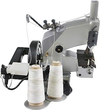 MXBAOHENG máquina de coser portátil Closer grapadora eléctrica bolsa embalaje costura sellado SnakeSkin bolsa de tela para papel de arroz bolsa de plástico: Amazon.es: Bricolaje y herramientas