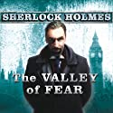 The Valley of Fear Audiobook by Sir Arthur Conan Doyle Narrated by John Bolen