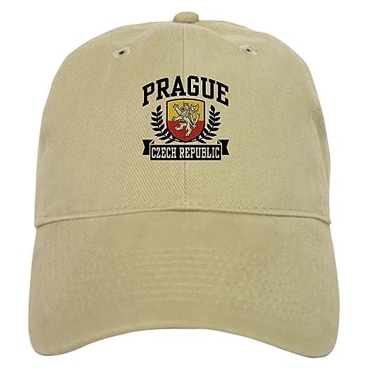 CafePress - Prague Czech Republic - Baseball Cap with Adjustable Closure 3749f0dfcdc1