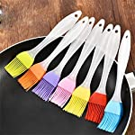 Goodlock Silicone Basting Brush Baking Bakeware Bread Cook Pastry Oil Cream BBQ Tools 12 ❤️Expedited Shipping:3-7 Days.🐾 Standard shipping:7-15 Days.🐾 Within 24 Hours Shipping Out.💕 bbq brush silicone basting brush for grill baking brush cooking bpa free grilling black set oxo head bbq and spatula wide small stainless oil brush cleaner brushed bronze shower head cooking cleaner brushes for painting set brushed bronze ❤️Please assured,our product is very good.Believe it is worthy to buy.💕 cabinet pulls bathroom accessories knobs shower head grill professional large pro winsor and newton staining raphael curtain rod tissue holder spread bottle container jar sauce bristle free cleaning set silicone cleaner basting tool and tongs scraper alpha grillers ❤️Customer service is our passion.If you have any problems or questions,do not hesitate to contact us.💕 spatula sponge cup safe stainless steel steam stone wood wooden handle head replacement hanger weber with water bottle wire webber heads pastry brushes set for kitchen decorating Garden & Outdoor bristle free