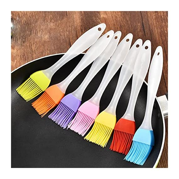 Goodlock Silicone Basting Brush Baking Bakeware Bread Cook Pastry Oil Cream BBQ Tools 6 ❤️Expedited Shipping:3-7 Days.🐾 Standard shipping:7-15 Days.🐾 Within 24 Hours Shipping Out.💕 bbq brush silicone basting brush for grill baking brush cooking bpa free grilling black set oxo head bbq and spatula wide small stainless oil brush cleaner brushed bronze shower head cooking cleaner brushes for painting set brushed bronze ❤️Please assured,our product is very good.Believe it is worthy to buy.💕 cabinet pulls bathroom accessories knobs shower head grill professional large pro winsor and newton staining raphael curtain rod tissue holder spread bottle container jar sauce bristle free cleaning set silicone cleaner basting tool and tongs scraper alpha grillers ❤️Customer service is our passion.If you have any problems or questions,do not hesitate to contact us.💕 spatula sponge cup safe stainless steel steam stone wood wooden handle head replacement hanger weber with water bottle wire webber heads pastry brushes set for kitchen decorating Garden & Outdoor bristle free