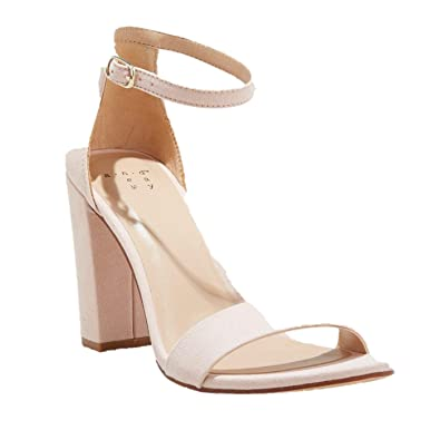 0cc4d00f92 Image Unavailable. Image not available for. Color: a new day Women's Ema  High Block Heel Pumps ...