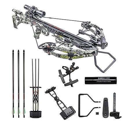 Amazoncom Killer Instinct Crossbows Ripper 415 Crossbow Kit
