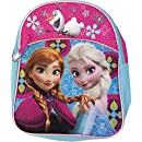 "Disney Frozen 11"" Mini Toddler Pre-school Childrens Backpack - Anna and Elsa (Assorted)"