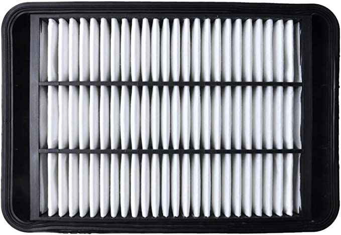CA10497 MIKKUPPA KQ126 2007-2013 Outlander Premium Engine Air Filter Replacement 1500A023 for 2008-2015 Mitsubishi Lancer
