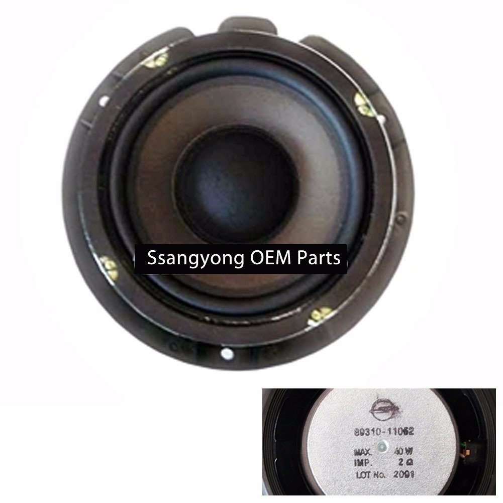 Door Speaker & Protector Assy for Ssangyong 1997-2014 Chairman OEM Parts