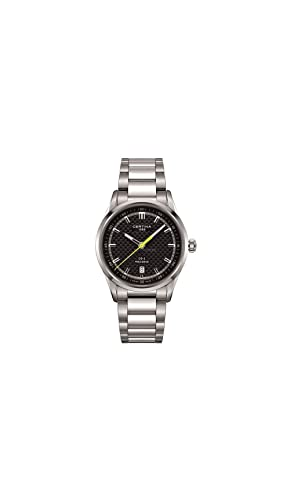 Certina DS 2 Precidrive Reloj de Hombre Cuarzo 40mm de Acero C024.410.11.051.01: Amazon.es: Relojes