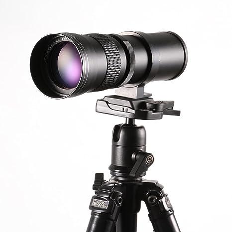 Review Ruili 420-800mm F/8.3-16 HD