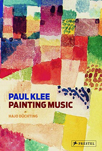 Modern Art Abstract Painting Portrait (Paul Klee: Painting Music)