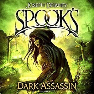 Spook's: The Dark Assassin Audiobook