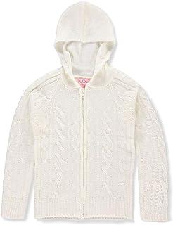 Pink Angel Girls' Hooded Sweater