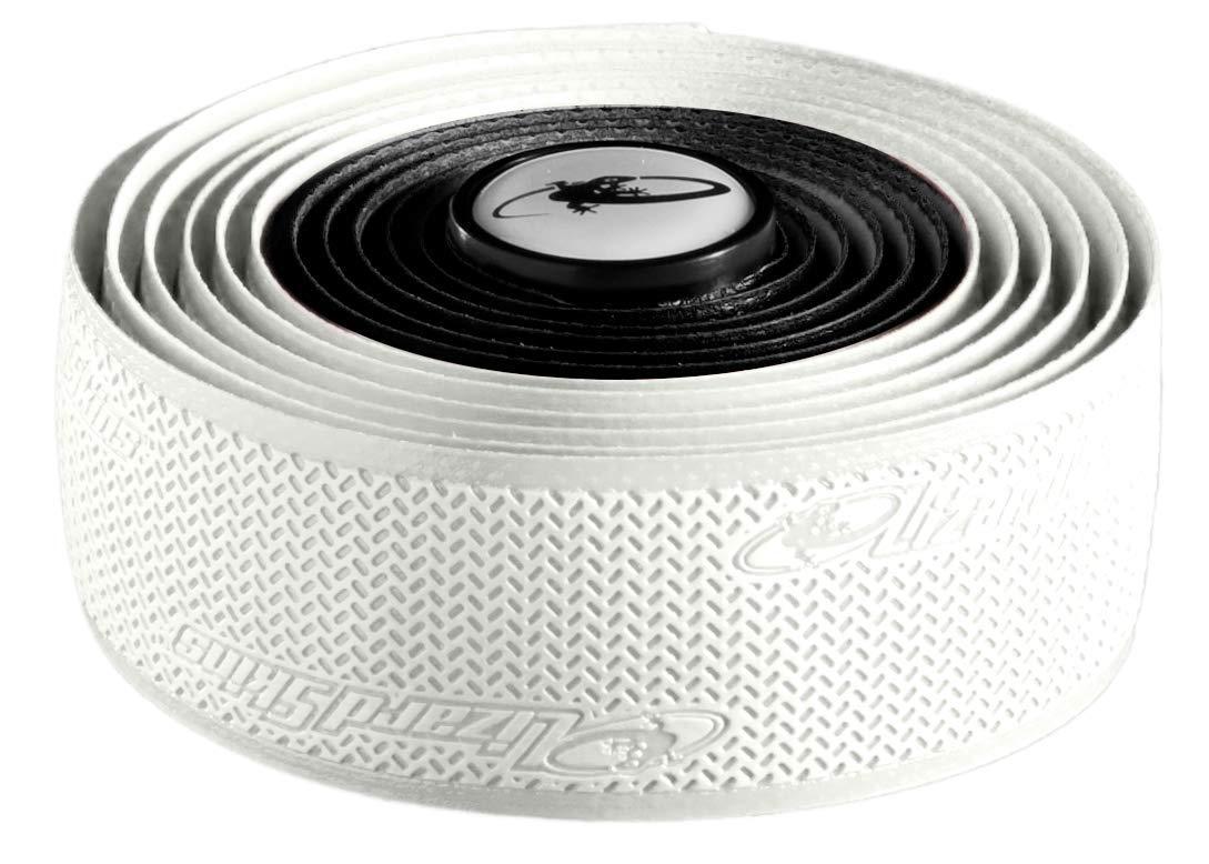 Lizard Skins DSP Handlebar Tape, 1 Pair of Rolls, Black/White by Lizard Skins