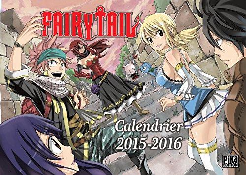Calendrier Fairy Tail 2015-2016 by (Calendar)