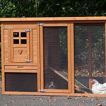 Animalhouseshop De Kaninchenstall Budget Mit Kunststoff Dach