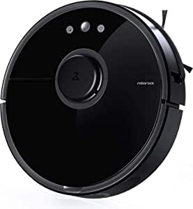 Roborock Robot Vacuum and Mop, Smart Navigating Robotic Vacuum Cleaner with 2000Pa Strong Suction, Wi-Fi & Alexa Connectivity for Pet Hair, Carpet & All Types of Floor Product