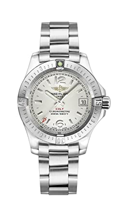 Image Unavailable. Image not available for. Color  Breitling Colt Lady 33MM aef0b0db104