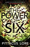 The Power of Six by Pittacus Lore front cover