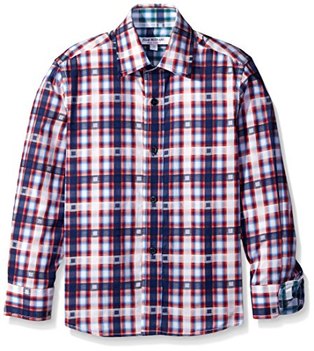 isaac-mizrahi-little-boys-electro-plaid-shirt-navy-blue-2-3