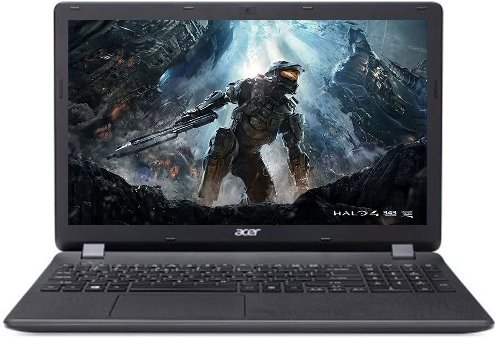 "2018 Newest Acer Aspire 5 Business Flagship Laptop PC 15.6"" FHD 1080p WLED-Backlit Display Intel i3-7100U Processor 8GB DDR4 RAM 1TB HDD 802.11AC Webcam HDMI Bluetooth Windows 10-Black"