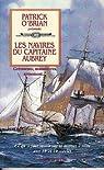 Les Navires du capitaine Aubrey par O'Brian