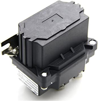 Semoic Universal 12V 500A Winch Solenoid Relay for 9500-17000Lbs ATV UTV Truck 4WD 4X4 Winches Replacement