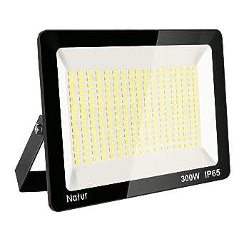 300W LED Foco exterior,Proyector Foco LED 6000K Blanco Frío ...