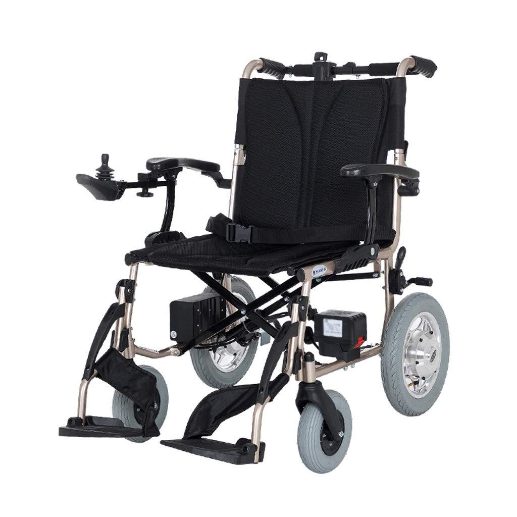 今季一番 電動車椅子 - 携帯用車椅子を折るブラシレスモーター取り外し可能なリチウム電池 (色 - : : ブラック) ブラック) ブラック B07PBB2441, ロカクーストア。 LOKAKUU STORE:60918d5a --- a0267596.xsph.ru