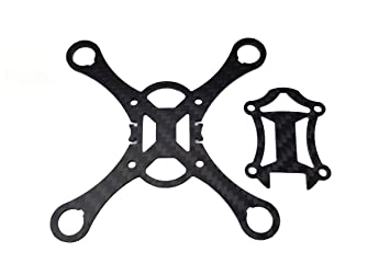 usmile kingkong smart100 super lightweight 100mm micro carbon fiber quadcopter frame for mini micro nano fpv