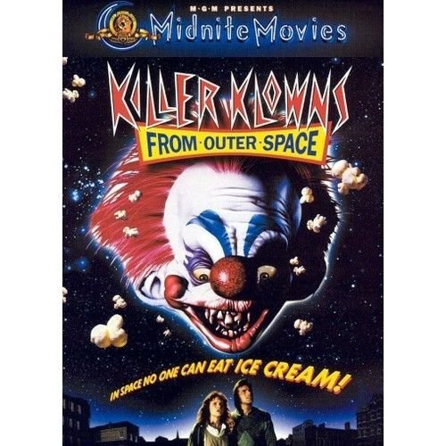DVD : Killer Klowns From Outer Space (DVD)