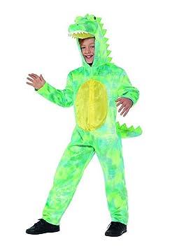 erdbeerclown - Unisex - Niños Niñas Disfraz Dinosaurio Dino Deluxe ...