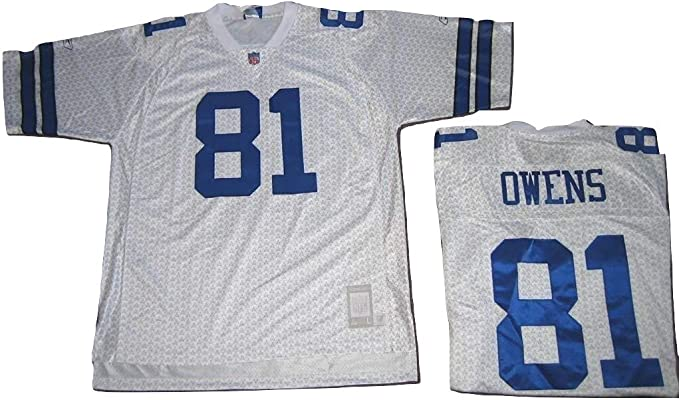 cowboys jersey stitched